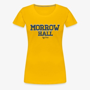 Ladies Morrow Hall - Aggie Pride Tee - Women's Premium T-Shirt