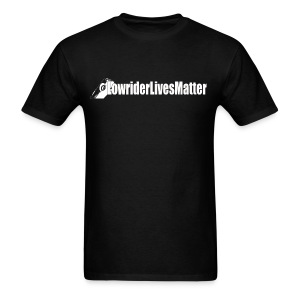 Lowrider Lives Matter - Men's T-Shirt