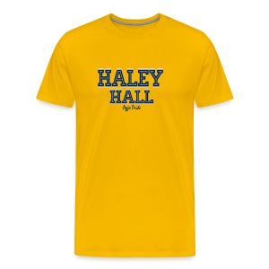 Haley Hall - Aggie Pride Tees - Men's Premium T-Shirt