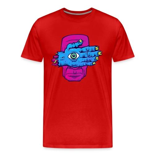 i appear missing - Men's Premium T-Shirt