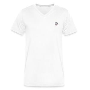 The Polish Rob Elegance - Men's V-Neck T-Shirt by Canvas