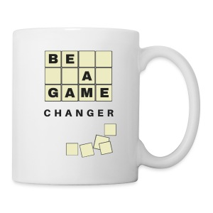 Game Changer Mug - Coffee/Tea Mug