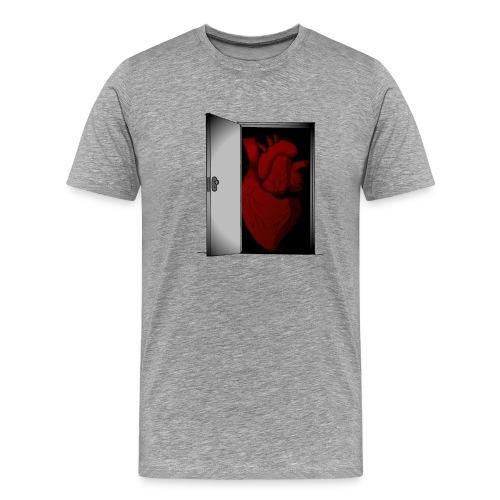 Door Of The Heart - Men's Premium T-Shirt