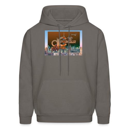 Diamond citt running team  hoodie  - Men's Hoodie
