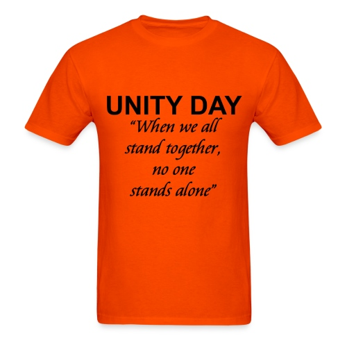 Unity Day - Men's T-Shirt