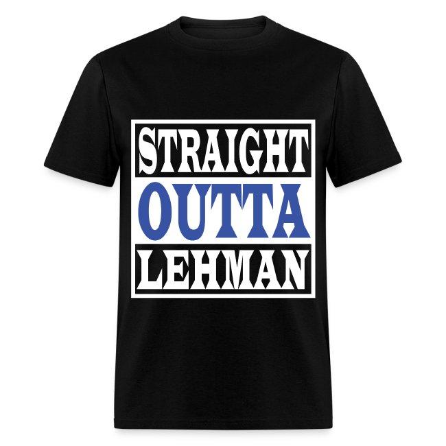 Straight Outta Lehman Blue