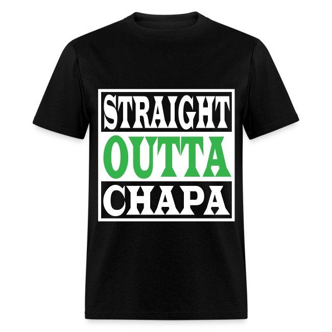Straight Outta Chapa Green