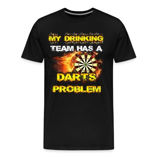 Drinking Team - Men's Premium T-Shirt