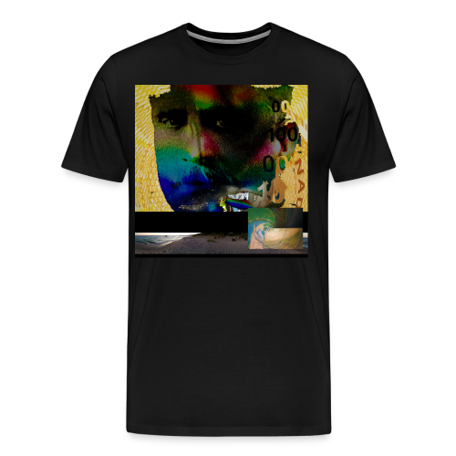 Through Violence Tee - Men's Premium T-Shirt