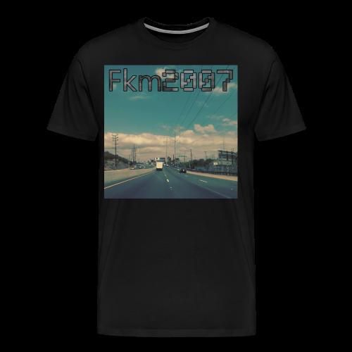 Love u Tavo Tee - Men's Premium T-Shirt