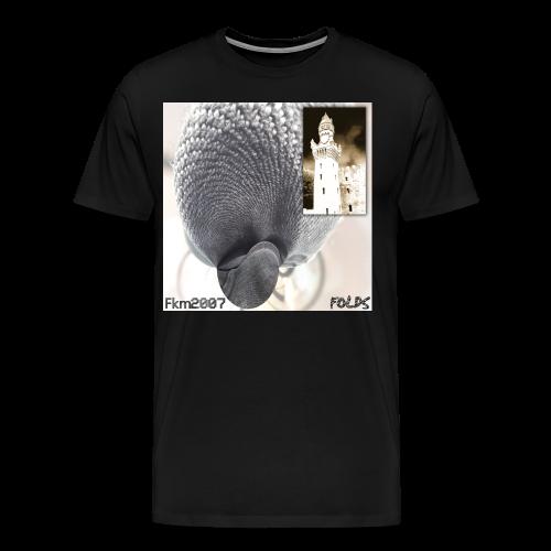 FOLDS Tee - Men's Premium T-Shirt