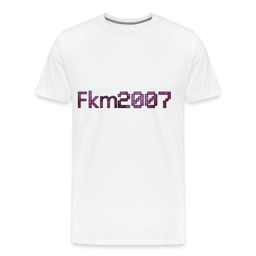 CAT LATE2016 LOGO Tee - Men's Premium T-Shirt