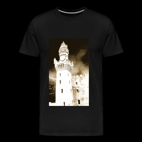 Castle Folds Tee - Men's Premium T-Shirt