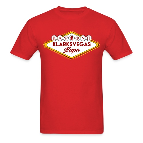 Klarkvegas Classic Fit - Men's T-Shirt