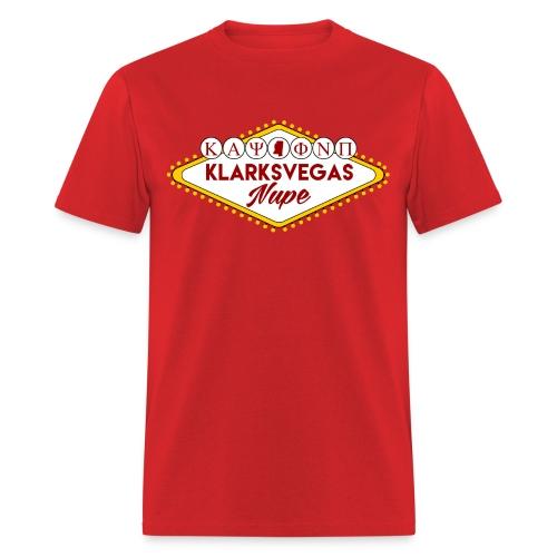Klarkvegas Classic Fit - Men's T-Shirt