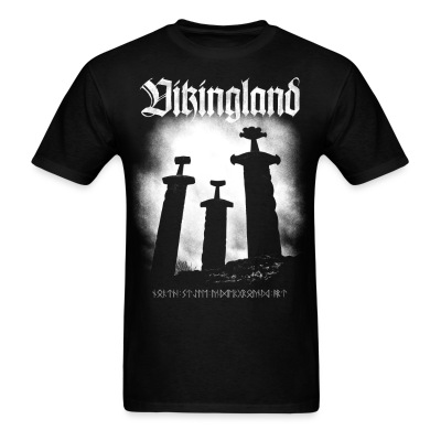 Vikingland - Men's T-Shirt