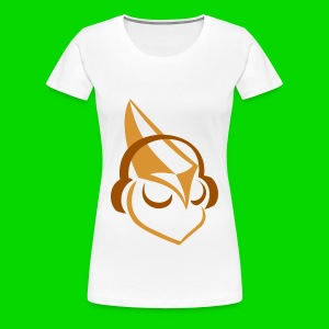 Kammellion headset shirt - Women's Premium T-Shirt
