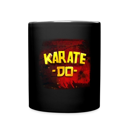 Karate Do Mug (black) - Full Color Mug