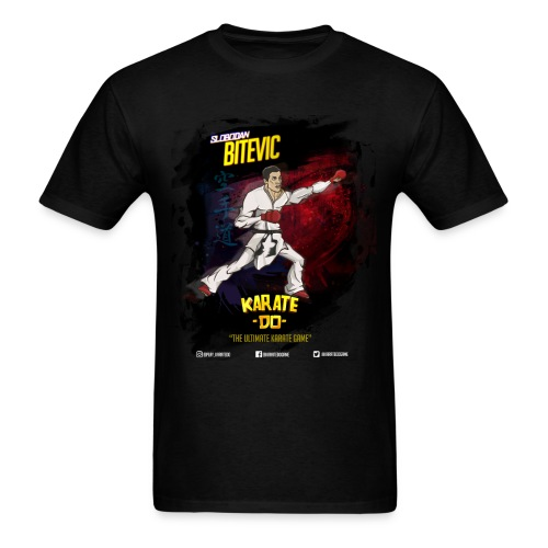 Karate Do Bitevic T-shirt  - Men's T-Shirt