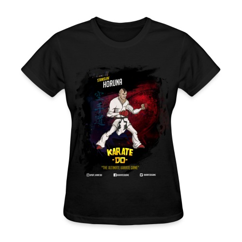Karate Do Horuna Women's T-shirt - Women's T-Shirt