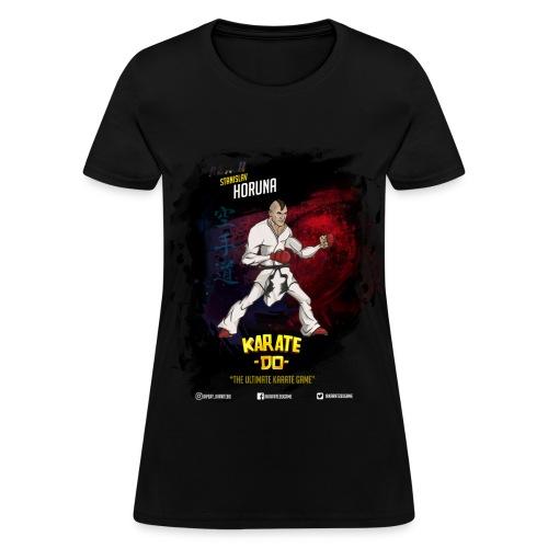 Karate Do Horuna Women's T-shirt - Women's T-Shirt