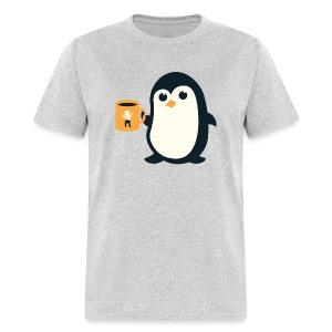 Cute Penguin Coffee
