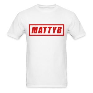 MattyB Mens T-Shirt - Men's T-Shirt