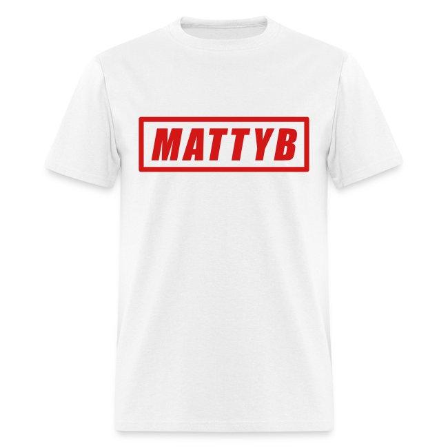 MattyB Mens T-Shirt