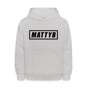 MattyB Kids Hoodie - Kids' Hoodie