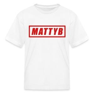 MattyB KidsT-Shirt - Kids' T-Shirt