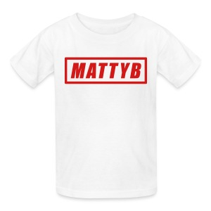 MattyB KidsT-Shirt - Kids' T-Shirt