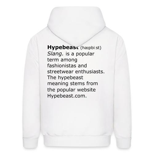 Hypebeast Hoodie - Men's Hoodie