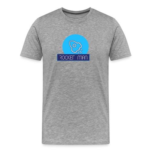 Rocket man Tee - Men's Premium T-Shirt