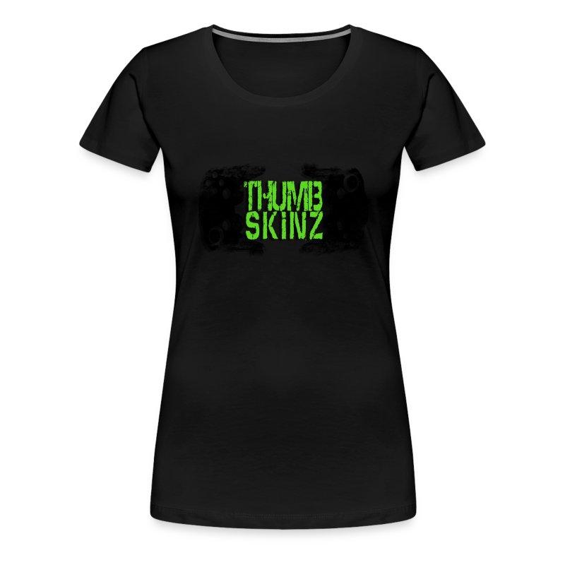 12(GREEN) - Women's Premium T-Shirt