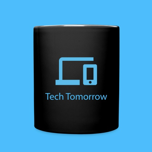 Tech Tomorrow Official Mug - Full Color Mug