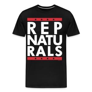 Rep Naturals  - Men's Premium T-Shirt