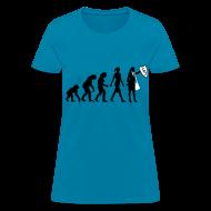 T-Shirts ~ Women's T-Shirt ~ Article 106987053
