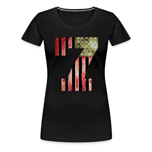 Women's Premium KAP Tee - Women's Premium T-Shirt