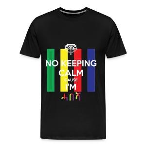 ሓበሻ Men T-Shirt - Men's Premium T-Shirt