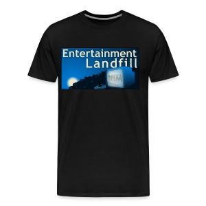ETL Widescreen Black - Men's Premium T-Shirt