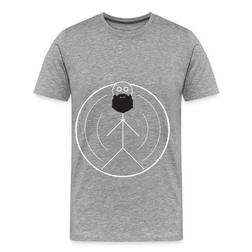 Beard Gang - Men's Premium T-Shirt