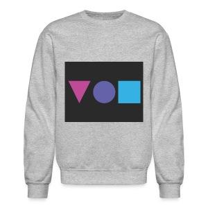 Shapes - Sweatshirt - Men - Crewneck Sweatshirt