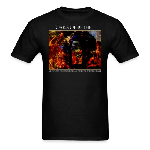 Oaks of Bethel - A Ritual... - Men's T-Shirt