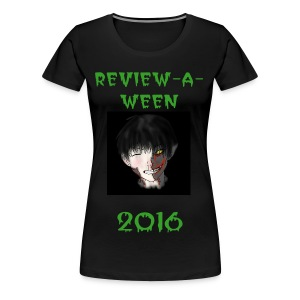 JeepsCreeps Review-A-Ween T-Shirt - Women's Premium T-Shirt