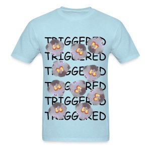 Triggered (Privileged Male) - Men's T-Shirt