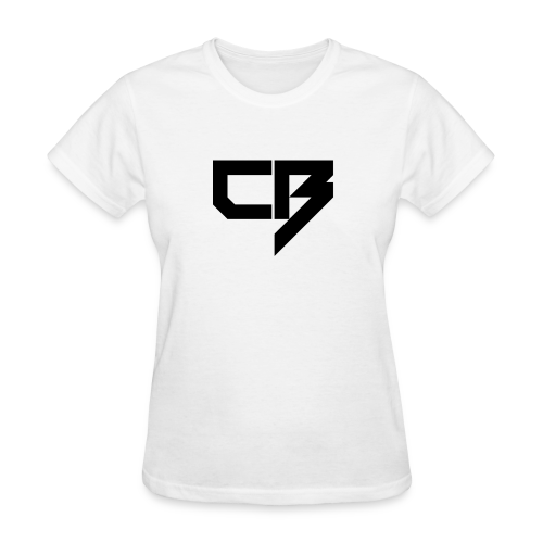CB123 Women White T-Shirt - Women's T-Shirt