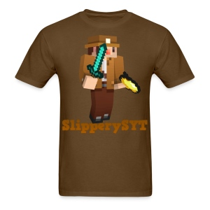 SlipperySpelunky's Shirt - Men's T-Shirt