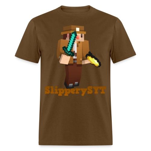 SlipperySpelunky's Shirt - Men's T-Shirt
