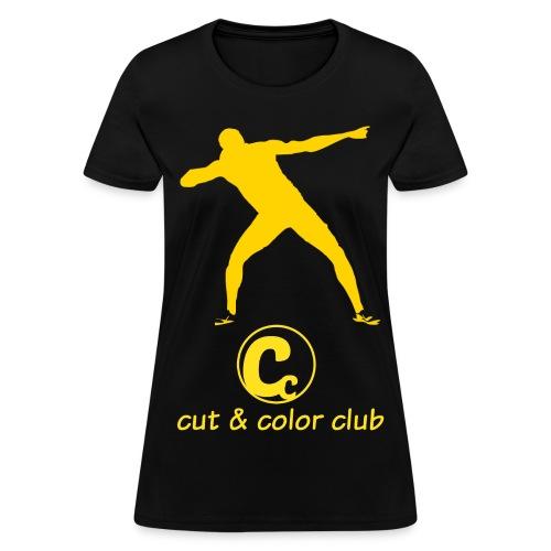 Usain Bolt - Women's T-Shirt