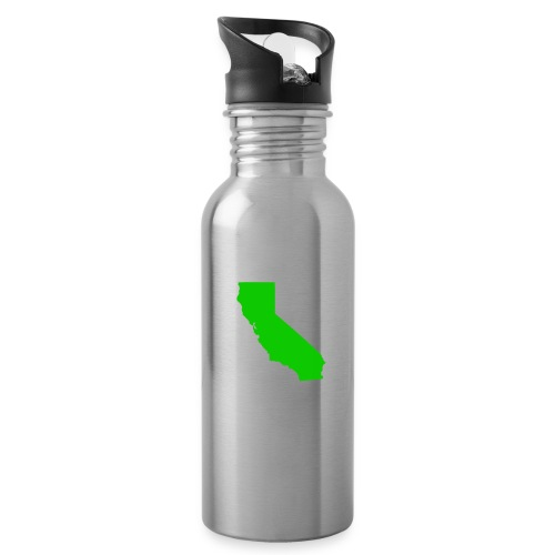 Metal California Botel - Alunimum  - Water Bottle